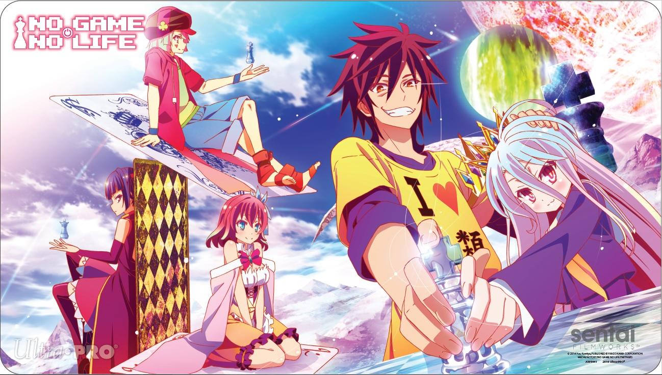 Ups 3 7 Days To Usa Used No Game No Life Novel Vol 1 10 Manga 6